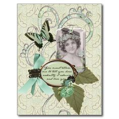 How Ardently I Love You! Postcards
