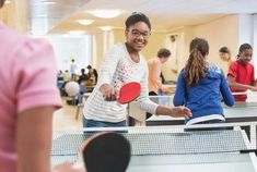 Knowing basic table tennis mistakes with help you avoid them easier. This post has 9 most crucial mistake made by table tennis newbie players Table Tennis Conversion Top, Kid Friendly Resorts, Table Tennis Game, Tennis Equipment, Tennis Tips, Tennis Elbow, Sports Medicine, Ping Pong Table, Activities