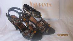 Ladies High Heel Sexy Evening Wear Shoes - Vaya (girls womens) | eBay