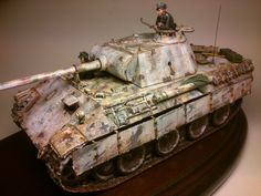 "panzer V ausf D early version ""panther"""