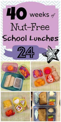 Kids School Lunch Box Ideas - Week 24 of my 40 Week Lunchbox Journey StuffedSuitcase.com