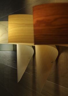 LZF Lamps | Air, Wall Lamp. LZF Super Agent Symposium | Wood touched by Light | Handmade Wood Lighting since 1994