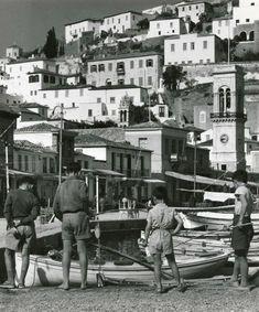 Wolf Suschitzky. Ταξίδι στην Ελλάδα του 60