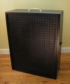 Custom For Jilleysue - Portable Pegboard Display Case