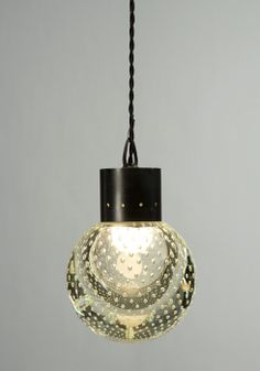 Pendant Light | lighting . Beleuchtung . luminaires | Design: Gino Sarfatti & Archimede Seguso | Arteluce |