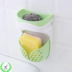 Műanyag tartó, fürdőszoba, konyha