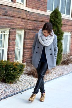 {Cold-Weather Essentials Inspired by Jessica Hart} TalitaSays.com