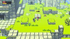pixel art   superflat world
