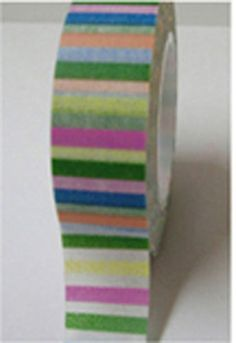 Washi-Tape-15mm-x-10-m-Roll-Decorative-Sticky-Paper-Masking-Tape-Adhesive-Gift