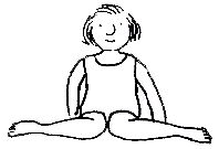 W-sitting...GAH! Great info about why W-sitting is bad, so we can explain it to parents and help little ones get out of the pattern of W-sitting.