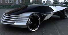 Cadillac Thorium Fuel Concept Car
