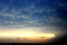 Storm clouds near Tilden, Neb. - June 16, 2014