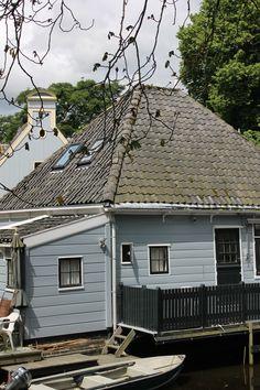 Lovely houses, Broek in Waterland, Holland