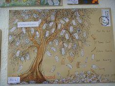 Mail Me Art exhibition - Caroline Daly 1 by Queenie & the Dew, via Flickr