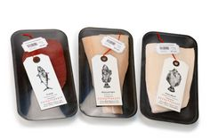 Premium Food packaging Great fish packaging and info PD. Your Style, Your Budget Tired of ogling the Cool Packaging, Food Packaging Design, Brand Packaging, Takeaway Packaging, Packaging Ideas, Retail Packaging, Inspiration Wand, Food Branding, Branding Ideas