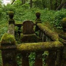 Russian cemetery in Sitka Alaska by Daniel Caponera in  Photography