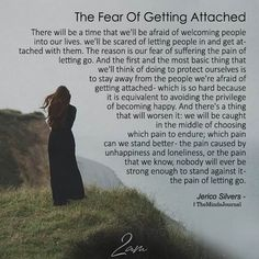 17 Best Fear Of Love Quotes Images Thinking About You Thoughts