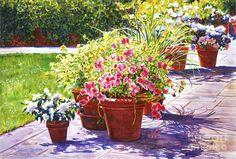 Сегодня распустились все цветы... David Lloyd Glover (British Columbia, 1949) и Этикет дарения цветов. (часть-1). Обсуждение на LiveInternet - Российский Сервис Онлайн-Дневников