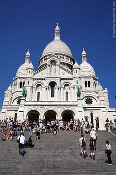 Sacré-Coeur - Paris Pictures 57/365