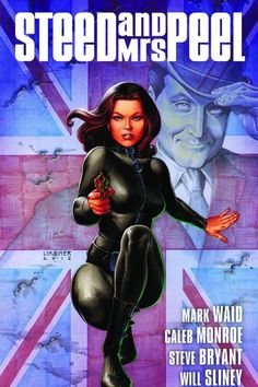 DEAL OF THE DAY Steed & Mrs Peel TPB Vol. 01 Very Civil Armageddon - $11.99 Retail Price: $14.99 You Save: $3.00 Saving the world in style! The British icon THE AVENGERS, one of the longest running TV shows in history, returns in comic-book form with all-new adventures! John Steed and Emma Peel face off against a reformed Hellfire Club, led by the children of their past antagonists.  TO BUY CLICK ON LINK BELOW http://tomatovisiontv.wix.com/tomatovision2#!comics/cfvg