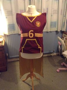 Quidditch Robes Half Blood Prince