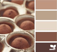#truffle #tones #pantone and #food
