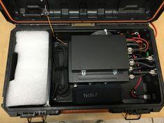 IMG_1286 Portable Ham Radio, Ham Radio Equipment, Marine Grade Plywood, Computer Fan, Pelican Case, Local Parks, Power Cable, Home Depot, Tool Cart