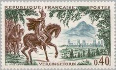 History of France. Vercingetorix (82-46 av. JC)