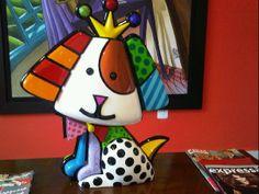 romero brito Rainbow Colors, Vibrant Colors, Graffiti Painting, Arte Pop, Doodle Drawings, 3d Projects, Dog Art, Pattern Art, Finding Joy