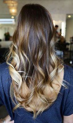 Brunette with Caramel Highlights @Brittany Bennett  should I try this??