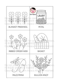 Awesome Most Popular Embroidery Patterns Ideas. Most Popular Embroidery Patterns Ideas. Hand Embroidery Patterns Free, Hand Embroidery Projects, Hand Embroidery Tutorial, Embroidery Sampler, Embroidery Flowers Pattern, Learn Embroidery, Hand Embroidery Stitches, Embroidery Techniques, Ribbon Embroidery