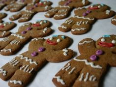 Shrek Style Gingerbread Man Cookie; Gingy | Meylah
