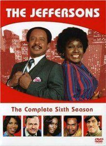 The Jeffersons season 6 DVD