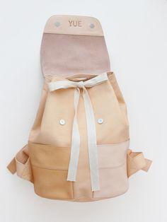 Yue Pocket Backpack - Natural Raw « Pour Porter