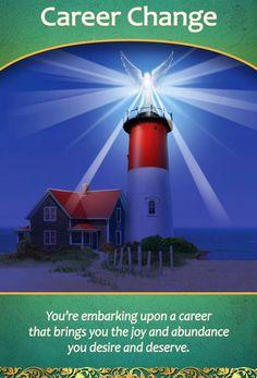 Life Purpose Oracle Cards CAREER CHANGE   Doreen Virtue