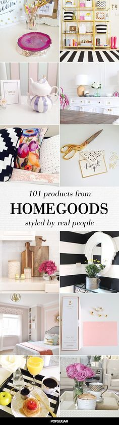 When it comes to finding popular home decor trends, there may be no better indicator than Pinterest. From gorgeous vanities to unexpected DIYs to small-space living tips, these images will stick with us for quite some time.