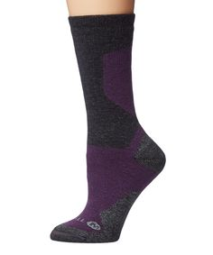 Look what I found on Merrell Nova Fluorecien Thermo Merino-Blend Socks by Merrell Boot Cuffs, Knee Socks, Leg Warmers, Nova, Purple, My Style, Boots, Garter Belts, Clothes