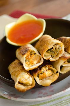 + images about Egg rolls/spring rolls/wontons on Pinterest | Wontons ...
