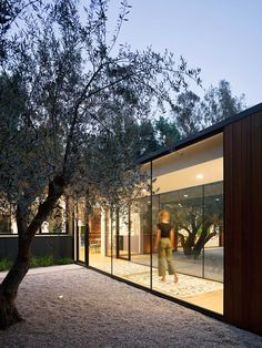 Bungalow, Laurel Hill, Off Grid House, Laurel Canyon, Los Angeles Homes, Western Red Cedar, Open Plan, Art And Architecture, Pavilion