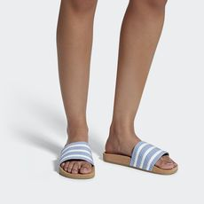 adidas Adilette Cork Slipper | Adiletten, Kork, Adidas