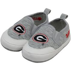 Georgia Bulldogs Infant Pre-Walk Shoes