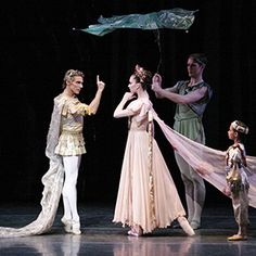 Dance reviews: New York City Ballet in Saratoga - My Big Gay Ears