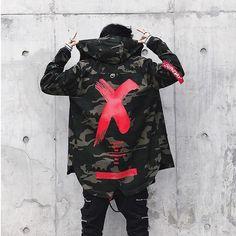 Camouflage Jacket, Camo Jacket, Print Jacket, Jacket Style, Jacket Men, Motorcycle Jacket, Hoodie Jacket, High Street Fashion, Men Street