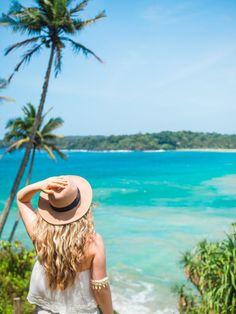 Talalla Beach, Sri Lanka – Tropical Paradise