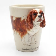For the pet lover: a mug dedicated to their breed.