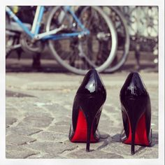 Modes of Transportation:  Cars, Bikes, Louboutins.