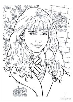 coloring page Harry Potter 2 on Kids-n-Fun. Coloring pages of Harry Potter 2 on Kids-n-Fun. More than coloring pages. At Kids-n-Fun you will always find the nicest coloring pages first! Harry Potter Colors, Harry Potter Pop, Arte Do Harry Potter, Images Harry Potter, Harry Potter Drawings, Cartoon Coloring Pages, Coloring Pages To Print, Printable Coloring Pages, Adult Coloring Pages