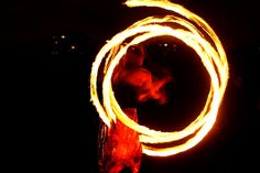 Ko Samet is known for its fire shows, Thailand ©Paul Padshewscky / Flickr