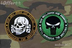 special forces tattoos | Pcs Skull Iraq Punisher Seal Special Forces Patch 1481fjpg Special Forces Patch, Tattoo Ideas, Tattoo Designs, Cool Patches, Morale Patch, Punisher, Tatting, Seal, Army