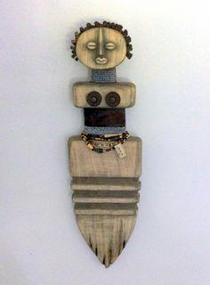 """artafrica:  """"Ituri"""" by Robyn Gordon"""
